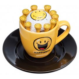 Taza de espresso Smiley