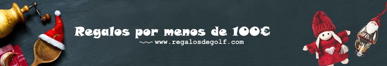 Regalos por menos de 100 euros para tu amigos o familia WF Golf Gifts